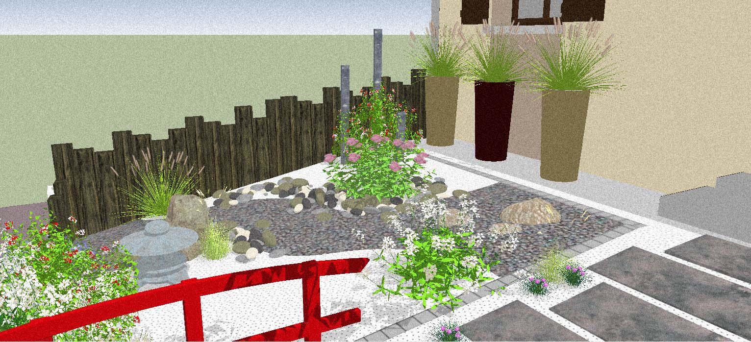 Nos derni res cr ations for Entretien jardin queven